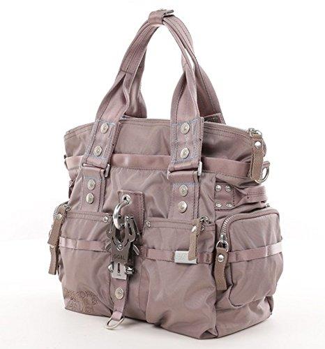 GEORGE GINA & LUCY, Damen Handtaschen, Schultertaschen, Umhängetaschen, Shopper, Beige, 39 x 24 x 12 cm (B x H x T)
