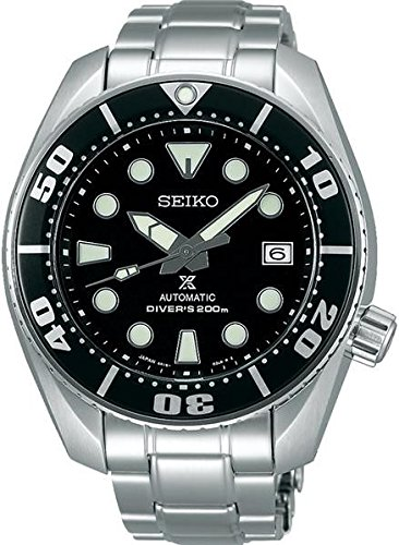 SEIKO PROSPEX Men's Watch Diver Mechanical Self-winding (with manual winding) Waterproof 200m Hard Rex SBDC031 (Mechanical Watch Wrist Seiko)