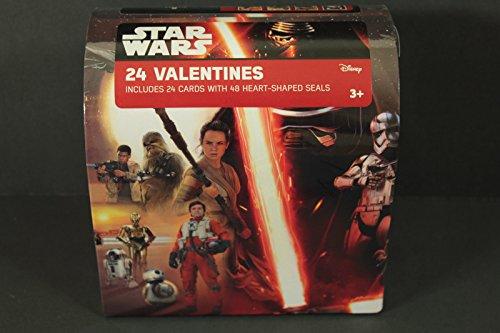 (Star Wars The Force Awakens Valentines Exchange Mailbox (24)