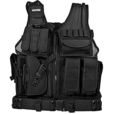 Barska Loaded Gear Tactical Vest