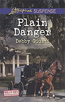 Plain Danger (Military Investigations) by [Giusti, Debby]