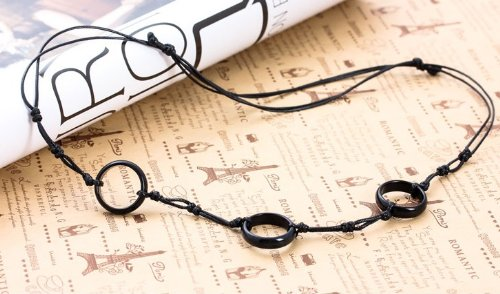 Naruto Uchiha Itachi Cosplay Necklace Xl-j01066
