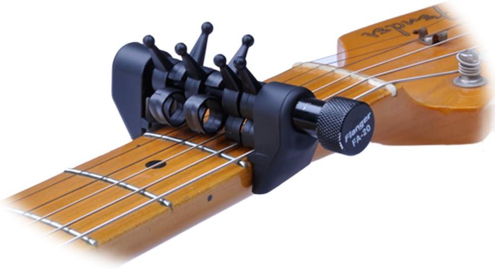 Flanger FA 20 Spider - Cejilla para guitarra (flexible): Amazon.es ...