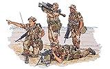 Platz 1/35 plastic model United States Army in the 82 Airborne Division Gulf war