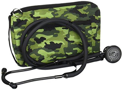 Prestige Medical Aneroid Sphygmomanometer/Sprague-Rappaport Kit, Green Camouflage (Blood Pressure Cuff Camo)