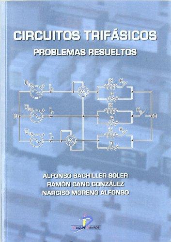 Descargar Libro Circuitos Trifásicos: Problemas Resueltos Alfonso Bachiller Soler