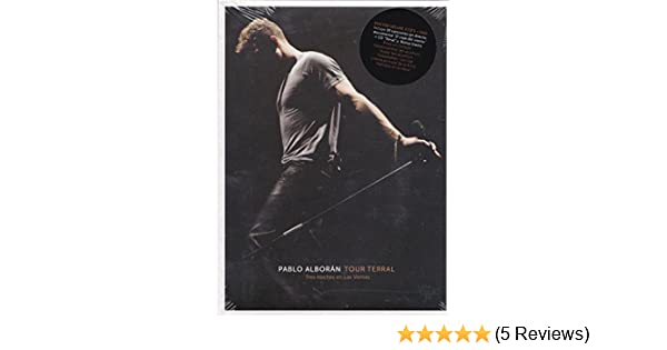 Pablo Alboran - Pablo Alboran - Tour Terral (Tres Noches En Las Ventas) [3CD+DVD] 2015 [DELUXE EDITION] - Amazon.com Music