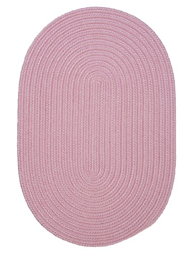 Boca Raton Polypropylene Braided Rug, 2-Feet by 3-Feet, Light - Boca Raton