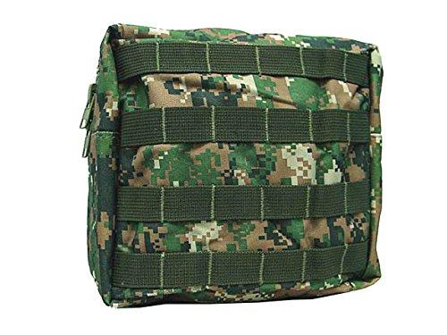 Borsa tattica V2 Drop Leg Utility Borsa Molle Bag Militare Airsoft Escursioni in bicicletta Camping DWC