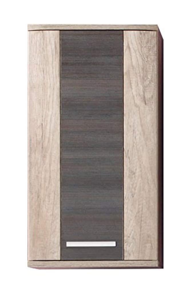 Trendteam 140850158 Mobili Derivato del Legno 40 x 75 x 22 cm Quercia Decorativa/Sospensione Touchwood Marrone Scuro 1408-501-58