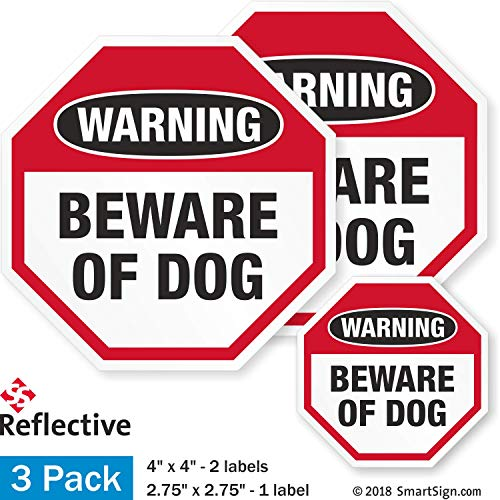 Warning Decal Set - SmartSign