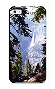 Excellent Design Waterfalls Case Cover For Iphone 5c