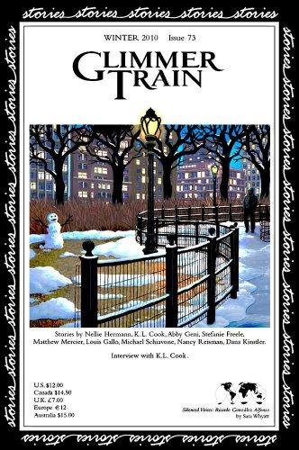 Glimmer Train Stories, #73