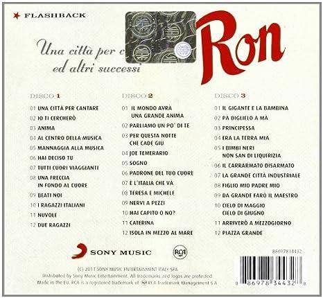 Una Citta Per Cantare ed Altri: Ron: Amazon.es: Música