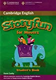 Storyfun for Movers Student's Book, Karen Saxby, 0521172810