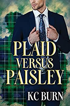 Plaid versus Paisley by [Burn, KC]
