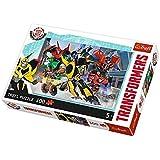 Trefl 16307 - Puzzle Druzyna Transformersów 100