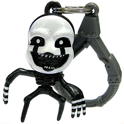 YOURNELO Cool Five Nights at Freddy Resin Keychain Bag Purse Pendant (Puppet)
