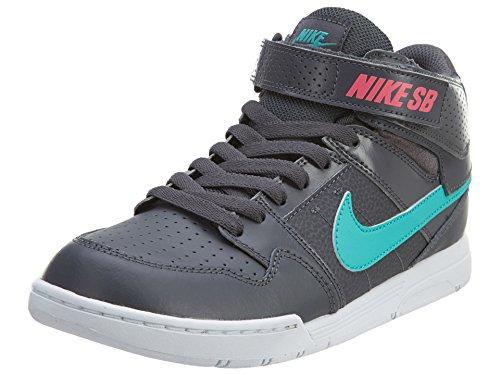 Skateboarding Retro 2 Grey Shoes Pink Kids' Jr Dark Light Hyper Mogan NIKE Mid White X1AUpgq