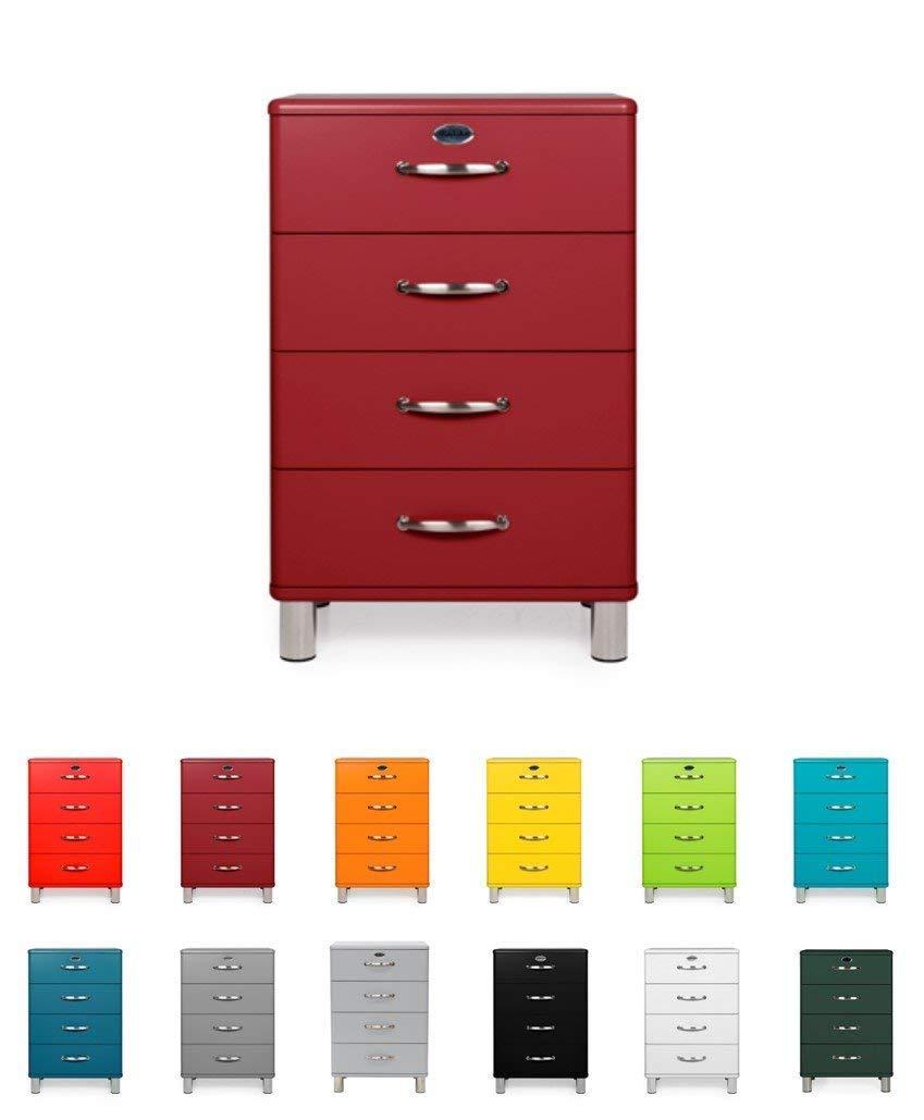 Tenzo 5116-005 Malibu - Designer Designer Designer Kommode 92 x 60 x 41 cm, MDF lackiert, weiß f509cb