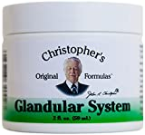 Glandular System Ointment Dr. Christopher 2 oz