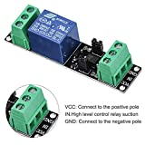 Eagles 5pcs 1 Channel 3V Relay Module with