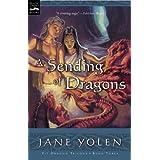 Sending Of Dragons: The Pit Dragon Trilogy (Turtleback School & Library Binding Edition) (Pit Dragon Chronicles (Prebound))
