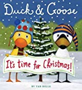 It's Time for Christmas![ IT'S TIME FOR CHRISTMAS! ] By Hills, Tad ( Author )Sep-13-2011 Hardcover