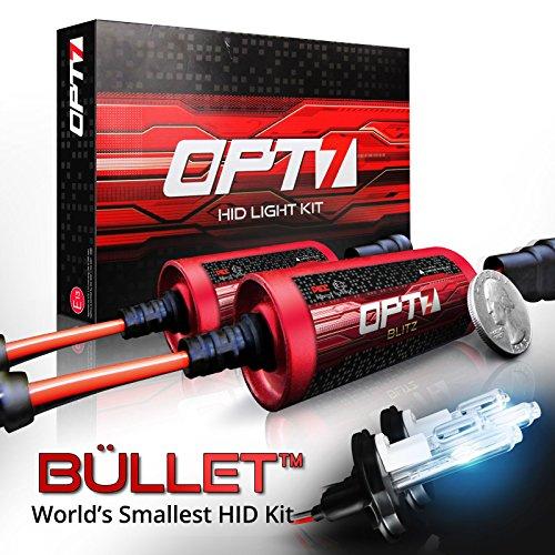 OPT7 Blitz Bullet HID Kit Powerful
