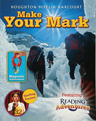 Journeys: Reading Adventures Magazine Grade 3