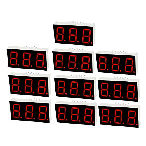 3 digit 7 segment display - 4