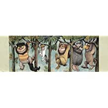 """Where the Wild Things Are Poster (36""""x12"""")"""