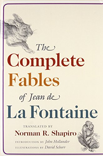 Fontaine Bronze - The Complete Fables of Jean de La Fontaine