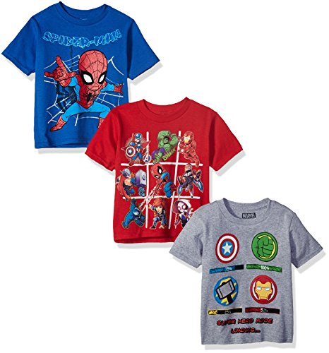 Marvel Toddler Avengers Superhero T Shirt