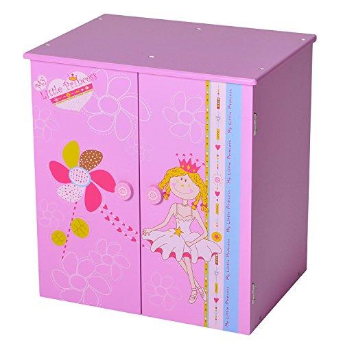 Knorrtoys 67304 - Puppenschrank pink