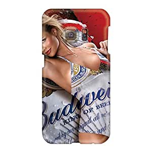 Scratch Protection Hard Phone Case For Samsung Galaxy S6 With Unique Design High Resolution Budweiser Pictures JoannaVennettilli