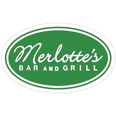 BreathNenStore Merlotte's Bar and Grill - True Blood True Blood Stickers (3 Pcs/Pack) 4641528282553: Home & Kitchen