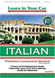 Learn in Your Car Italian, Level Two, Henry N. Raymond, 1591257271