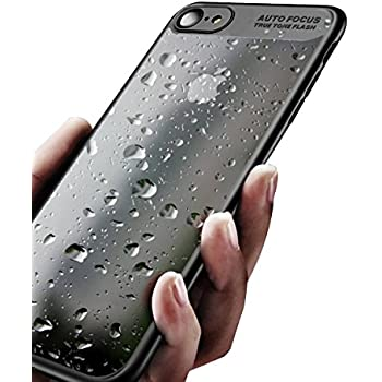 Amazon Com Iphone X Case Baseus Clear Premium Pc Tpu Bumper