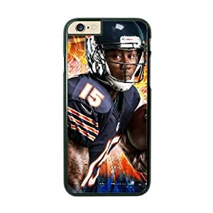 NFL Case Cover For Apple Iphone 6 Plus 5.5 Inch Black Cell Phone Case Chicago Bears QNXTWKHE1799 NFL Hard Phone Case