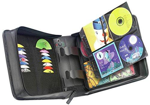 Case Logic KSW-320 320 Capacity CD Wallet - Black by Case Logic (Image #3)