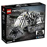 Lego-Technic-42100–Liebherr-Mining-Bagger-R9800-4108-Teile
