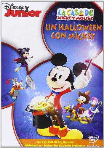 (Dj Casa Mm 4 Halloween Con Mickey (Import Movie) (European Format - Zone 2) (2011) Rob Laduca; Sherie)