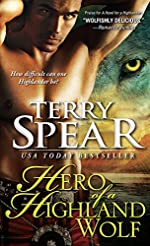 Hero of a Highland Wolf (Highland Wolf Book 4)