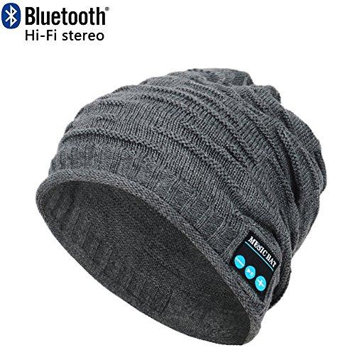 CoCo Wireless Bluetooth Headphone MZ012_Grey product image