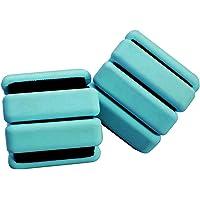 Pulsera ponderada, 2 piezas Pulsera con soporte de peso totalmente ajustable Anillo de peso en el tobillo para…