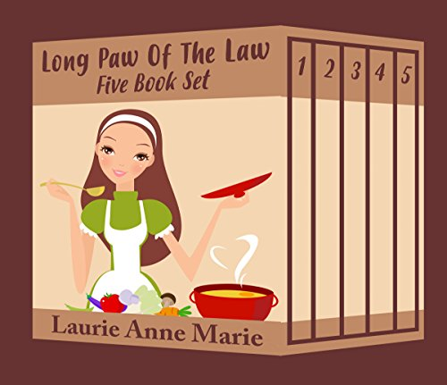 Long Paw of the Law Five Book Set cover