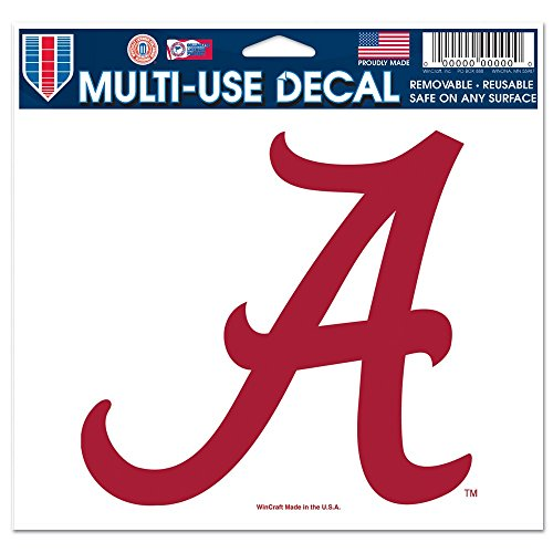 Alabama Crimson Tide Ultra Decal