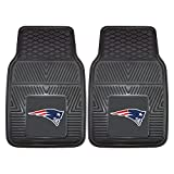 FANMATS NFL New England Patriots Vinyl Heavy Duty Car Mat