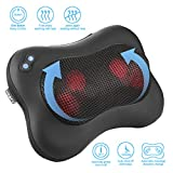 HOBFU Massage Pillow Back and Neck Massager with